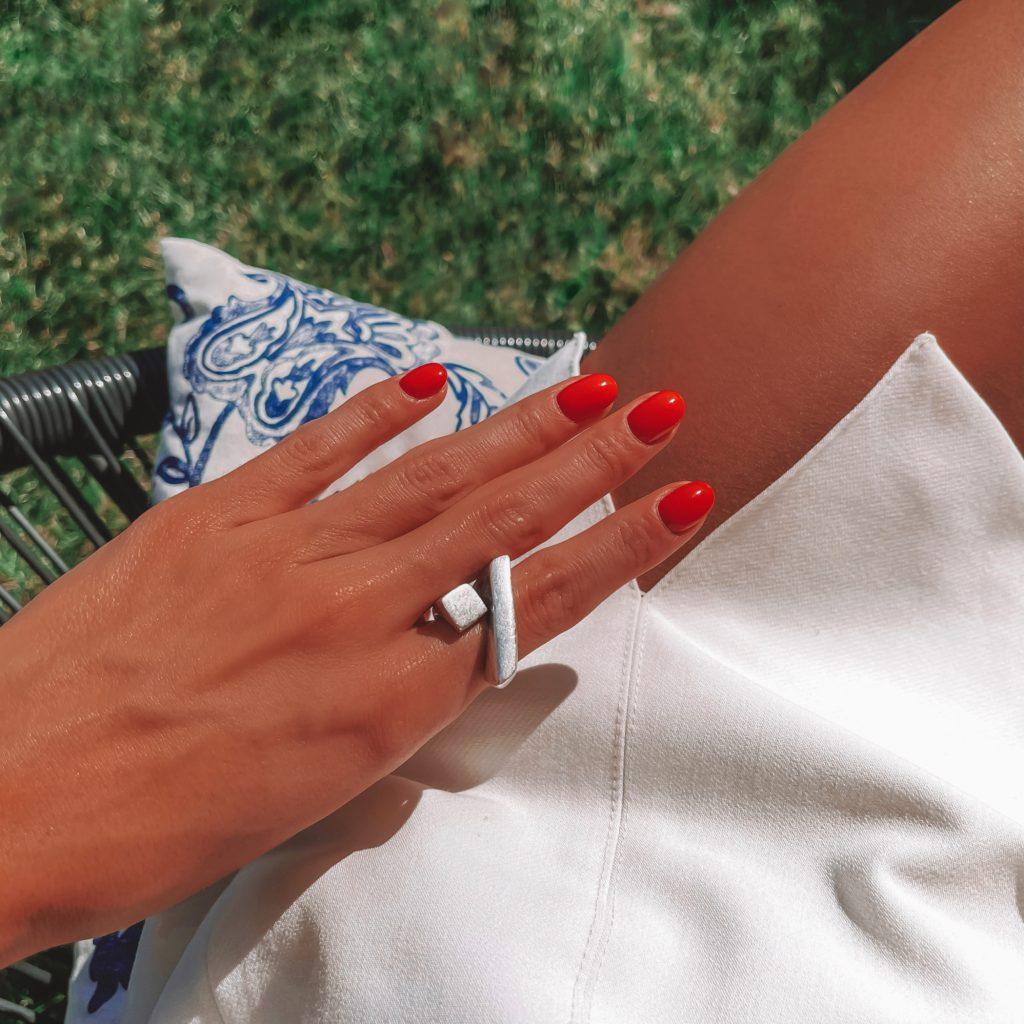 Capri gyűrű